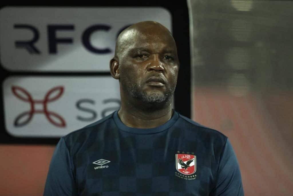 Pitso announces Al Ahly squad for Tala'ea El Gaish's clash