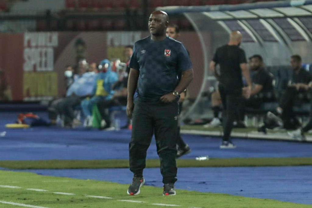 Pitso: I promise next year we'll be a much better team