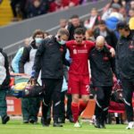Robertson reveals scan on ankle injury shows 'nothing too serious'