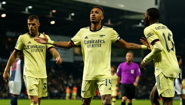 Arteta feels Aubameyang will be boosted by return of fans