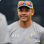CAPE TOWN, SOUTH AFRICA - FEBRUARY 16: Ashwell Prince (Coach) during the BuildNat Cape Cobras training session at PPC Newlands on February 16, 2017 in Cape Town, South Africa. (Photo by Grant Pitcher/Gallo Images)