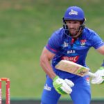 Pieter Malan of the Cobras during the 2021 Momentum One Day Cup match between Lions and Cape Cobras at the Senwes Park, Potchefstroom on the 29 January 2021 ©Muzi Ntombela/BackpagePix