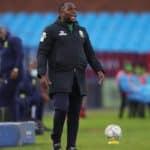 Benni McCarthy, coach of AmaZulu