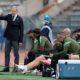 Stuart Baxter, head coach of Kaizer Chiefs