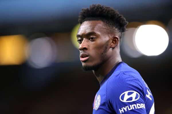 Dortmund keen to take Chelsea's Hudson-Odoi on loan