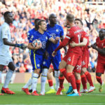 Azpilicueta hails 10-man Chelsea's team spirit after draw with Liverpool