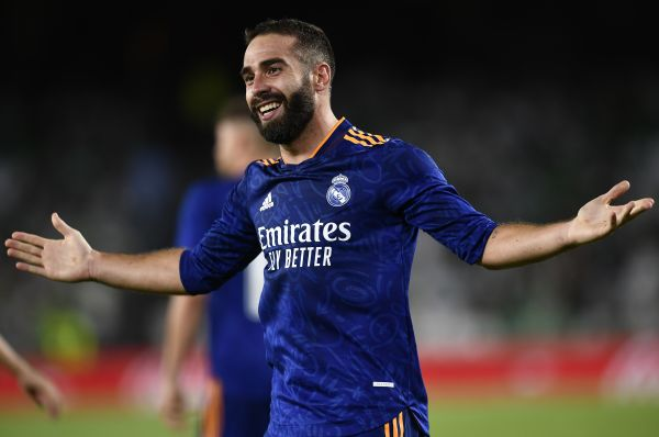 Carvajal goal enough to give Real Madrid victory at Real Betis