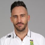 Faf du Plessis during the South African Photocall session held at Newlands Cricket Ground in Cape Town, South Africa on 19 November 2020 ©Shaun Roy/BackpagePix