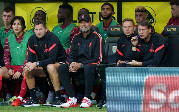 Liverpool's display pretty much as good as it gets – Jurgen Klopp
