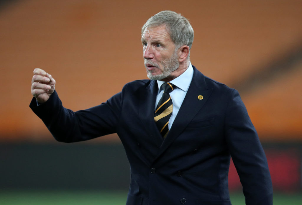 Baxter: We learned something from the first game against Sundowns
