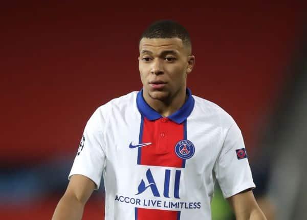 Paris St Germain turn down Real Madrid bid for Kylian Mbappe