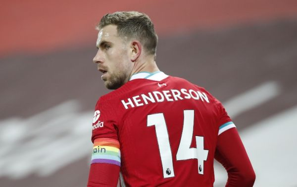 Liverpool reach contract extension agreement with Jordan Henderson