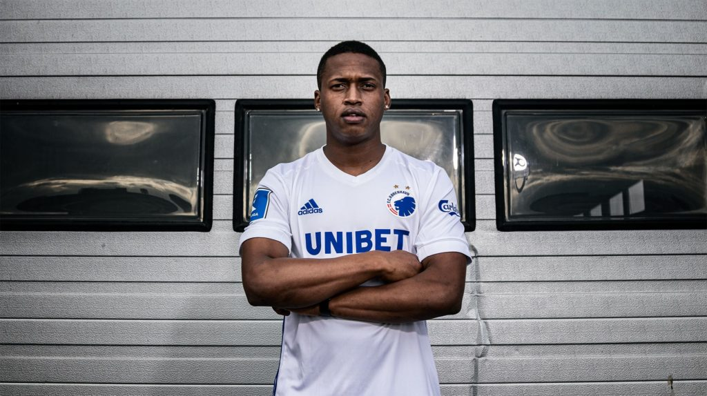Luther Singh completes move to Danish giants FC Copenhagen