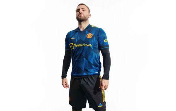 Man Utd reveal brand-new Adidas third shirt for the 2021-22 season