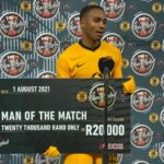 Blom delighted to see Lesako, Radebe get valuable experience