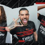 PUMA, AC Milan rewrite the rules & challenge with new Rossoneri third kit