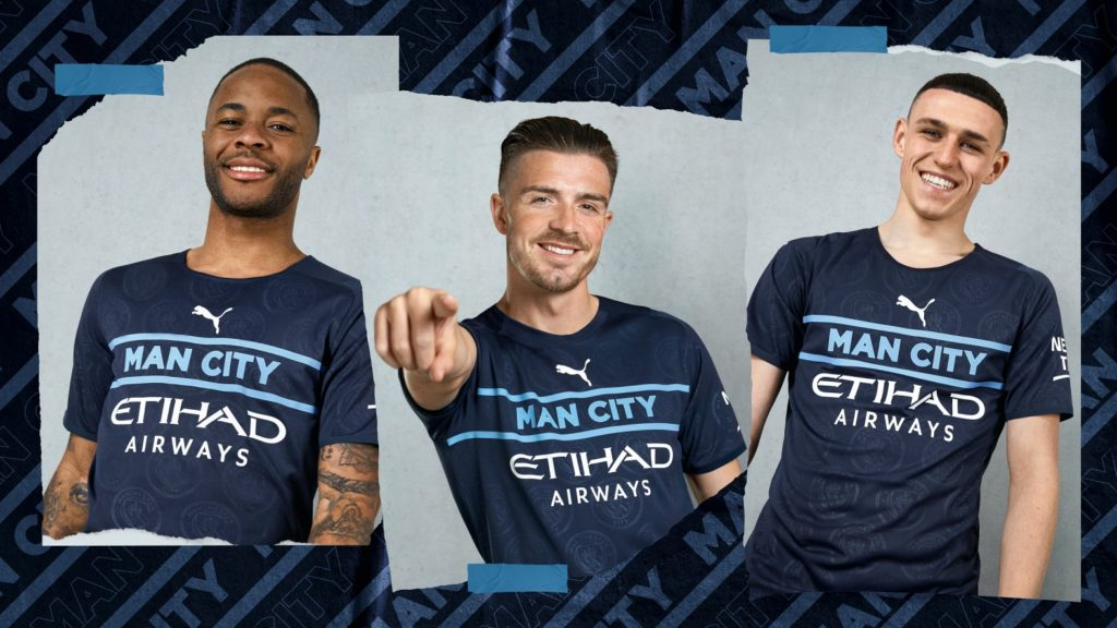 PUMA challenges convention with Manchester City's bold new third kit