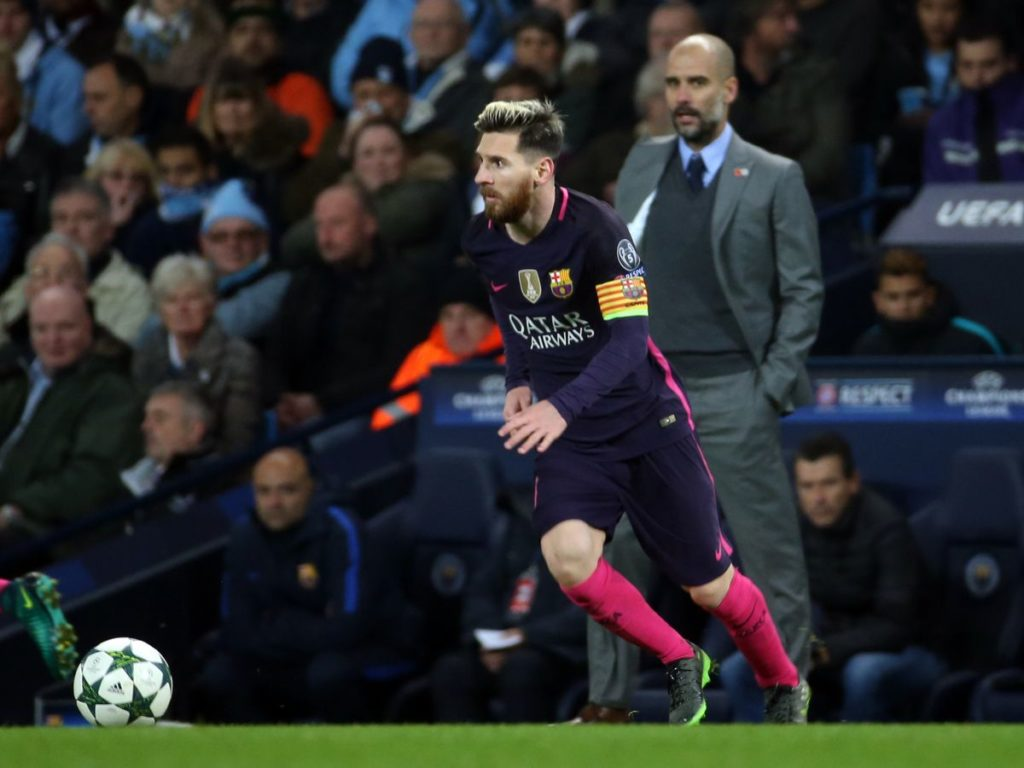 Guardiola has more to think about than Messi and PSG