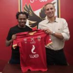 Percy Tau completes move to Al Ahly