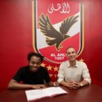 Ahly's transfers director: Tau deal was extremely difficult