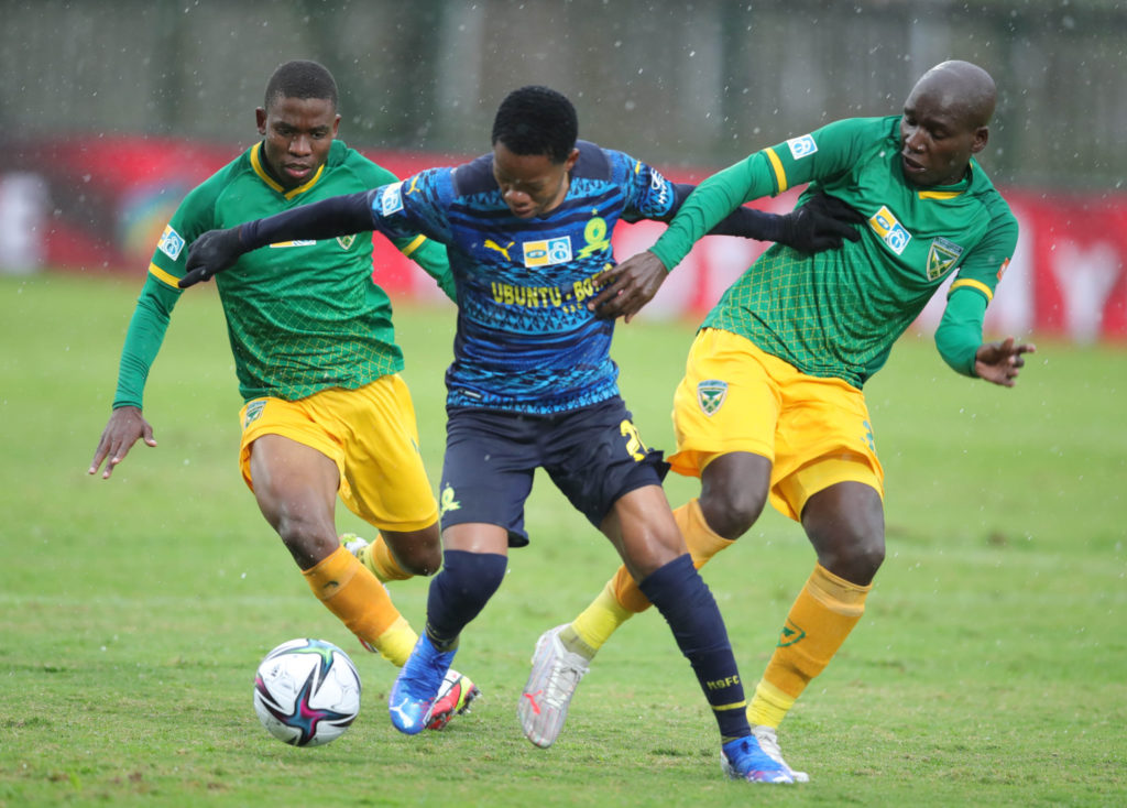 Highlights: Sundowns snatch late draw at Arrows