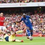 Lukaku off the mark on Chelsea return