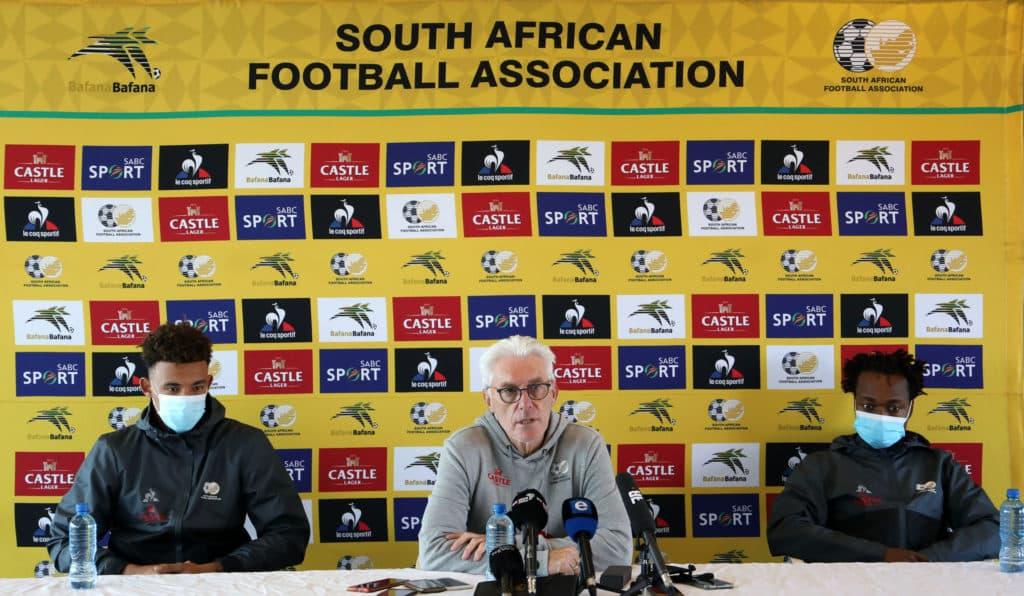 Broos names new Bafana Bafana captain