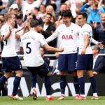 Spurs edge Watford to go top