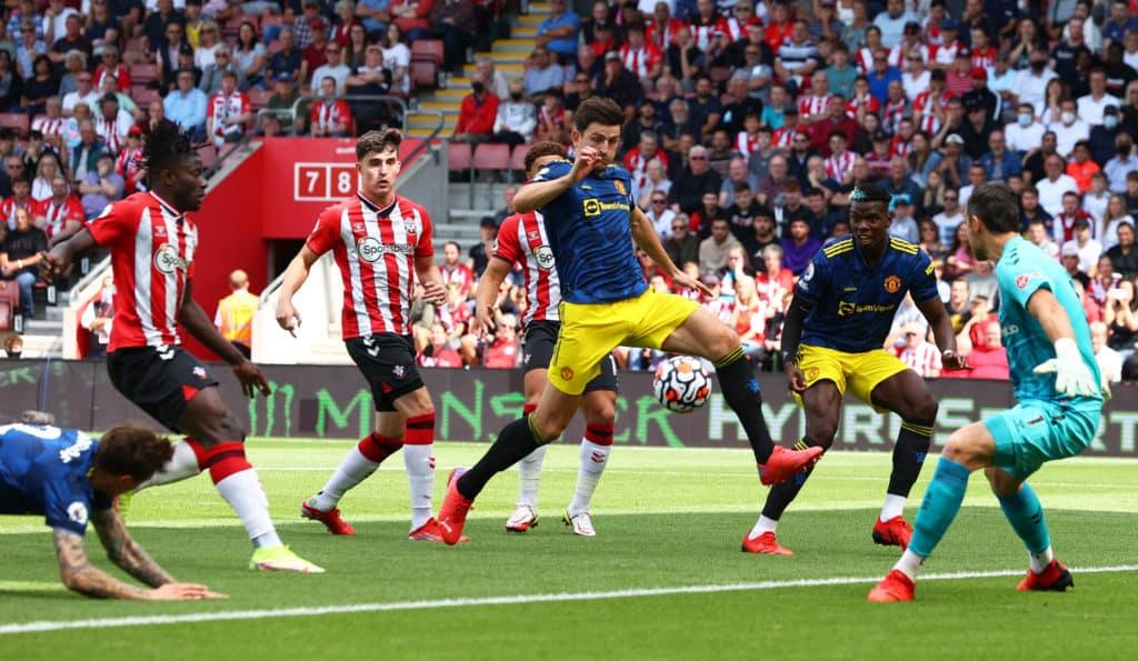 Man Utd drop points at Southampton