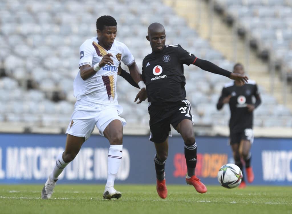 Highlights: 10-man Pirates drop points in DStv Premiership opener