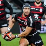 Cheslin KOLBE of Stade Toulousain scores a try during the Top 14 match between Toulouse and Pau on February 12, 2021 in Toulouse, France. (Photo by Pierre Costabadie/Icon Sport via Getty Images)