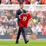 Raphael Varane unveiled at Old Trafford