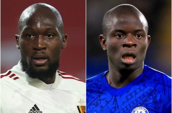 Chelsea hoping to have Lukaku, Kante available to face Arsenal