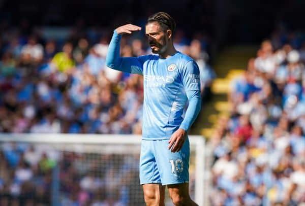 Jack Grealish, Manchester City
