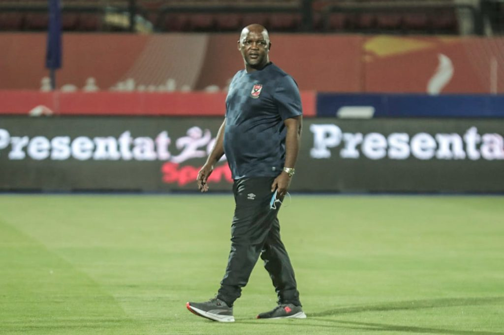 Pitso: We're human beings, we feel the pressure and stress
