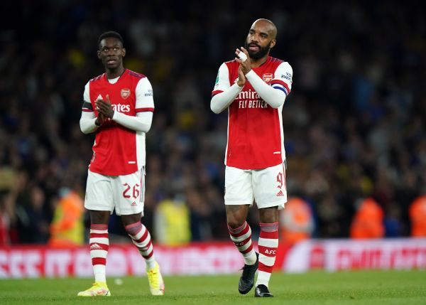 Alexandre Lacazette unlikely to sign new deal