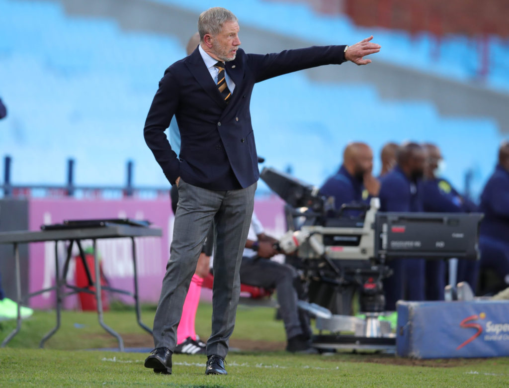 Baxter disappointed with Chiefs' defeat by Sundowns