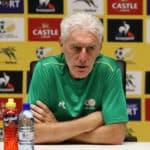 Broos names final 23-man Bafana squad for Ethiopia