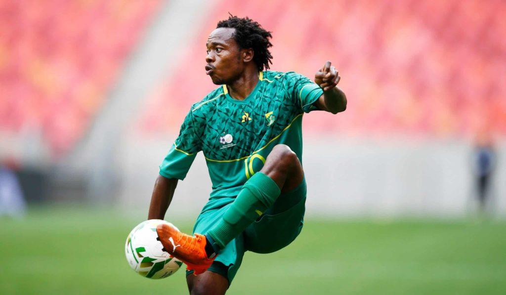 Bafana hold Zimbabwe in Group G opener