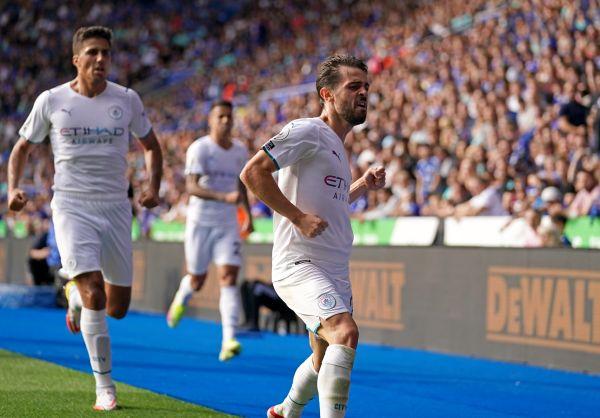 Guardiola hails City match-winner Silva