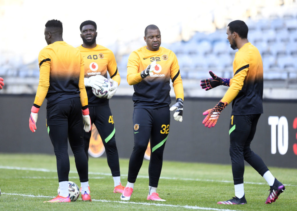 Akpeyi's financial advice to fellow footballers