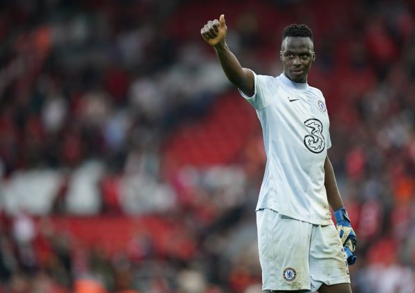 Mendy was in too much pain to play in Chelsea's win over Tottenham