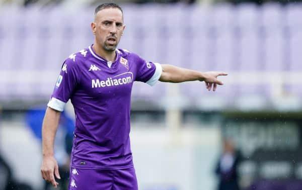 Franck Ribery set to join Salernitana
