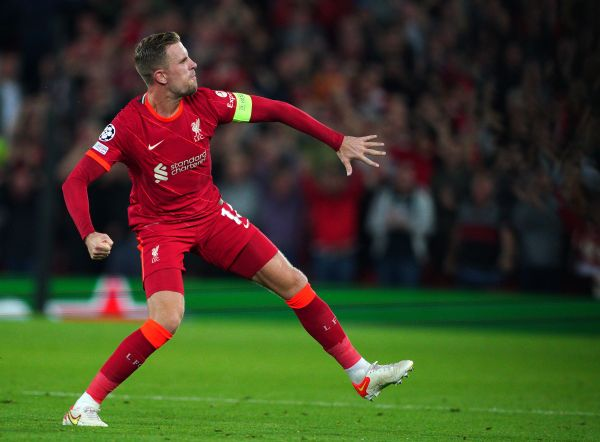 Henderson says Liverpool must learn from sloppy spell during AC Milan win