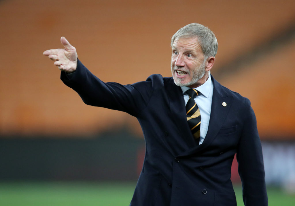 Baxter: We don't want to be dominated, we want to dominate