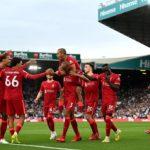 Salah scores 100th PL goal in Liverpool win