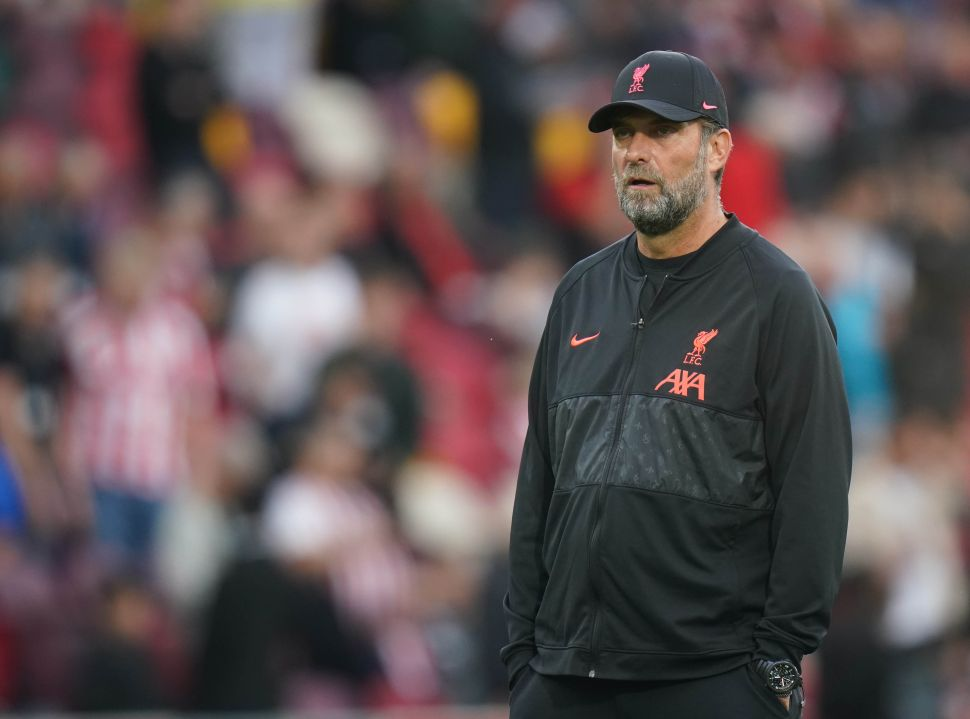 Klopp claims Liverpool's defending is 'not that much of a concern'