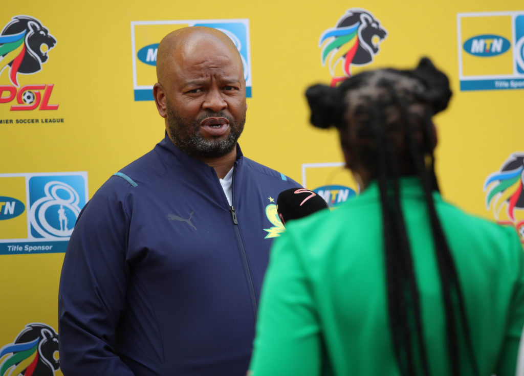 Mngqithi: We want to keep our feet on the ground