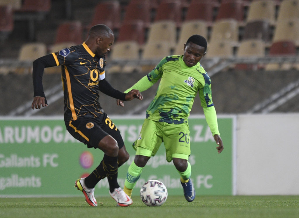 Highlights: Gallants hold Chiefs in Polokwane