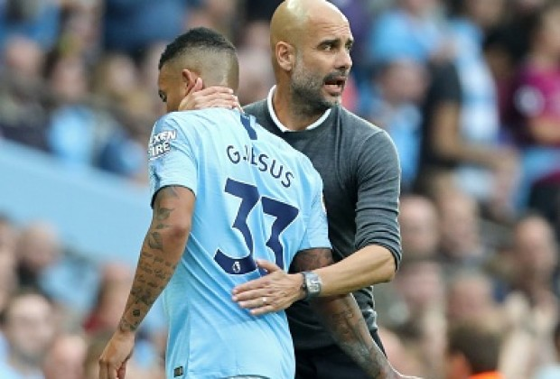 Jesus 'one of our best signings' says Guardiola after City victory
